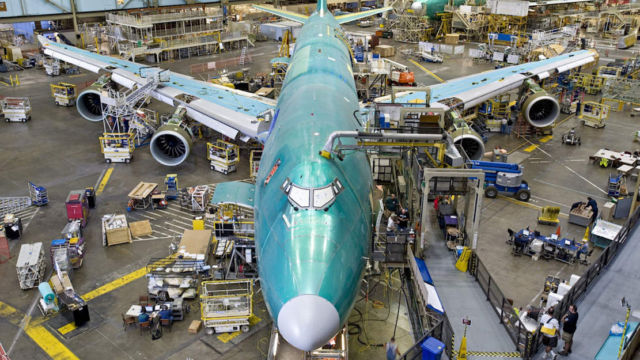 Boeing is ending production of its 747 Jumbo Jet