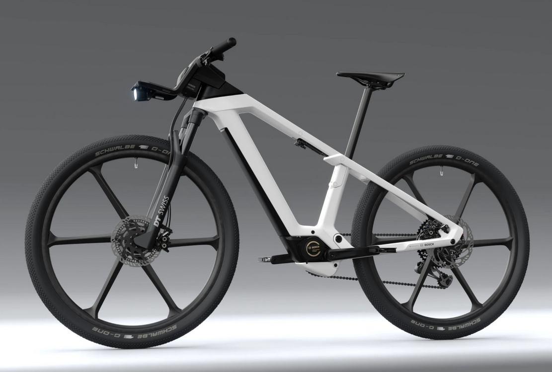 Bosch unveils concept eBike (4)