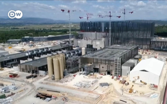 Construction of World's Largest Fusion Reactor begins