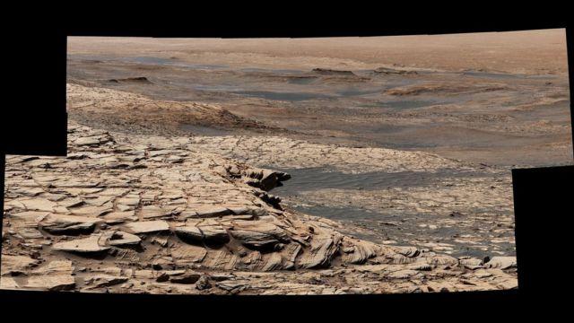 Curiosity Mars Rover begins Summer-long journey