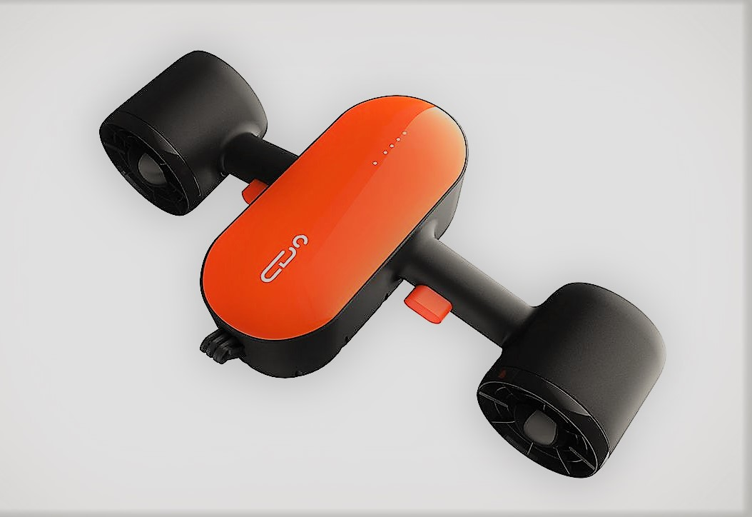 Geneinno S2 portable Underwater Scooter
