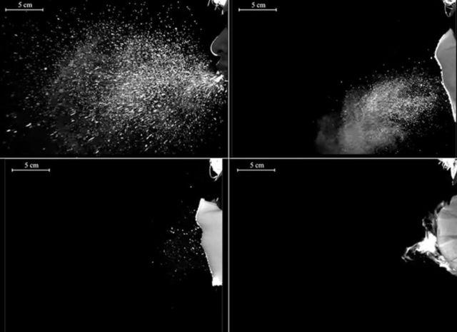 How Masks minimise spreading Coronavirus