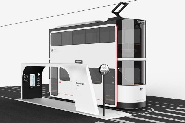 Island Double-Decker driverless tram concept (9)