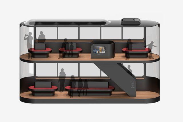 Island Double-Decker driverless tram concept (7)