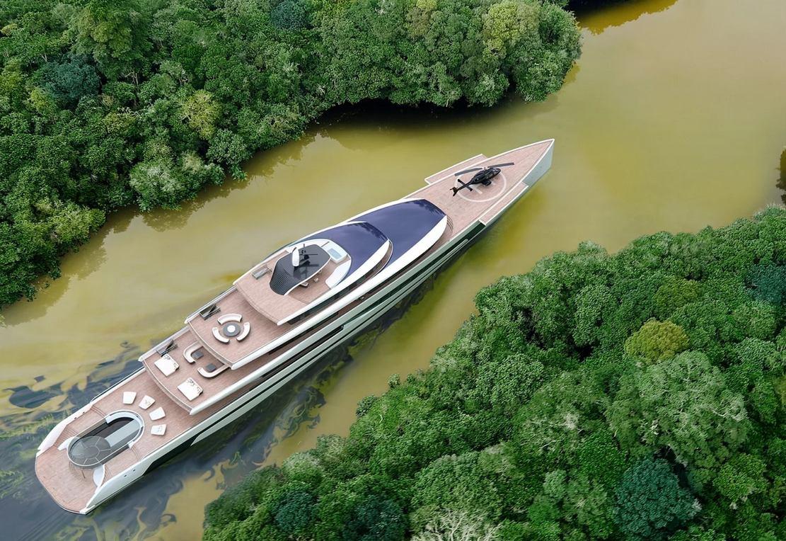 Kiwa 110-metre Superyacht (6)