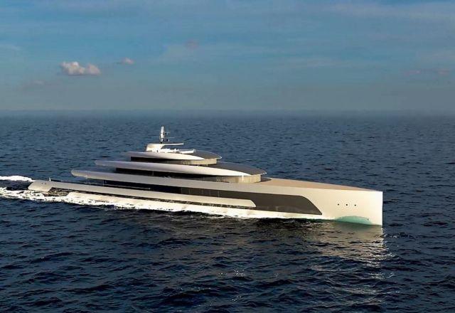 Kiwa 110-metre Superyacht (2)
