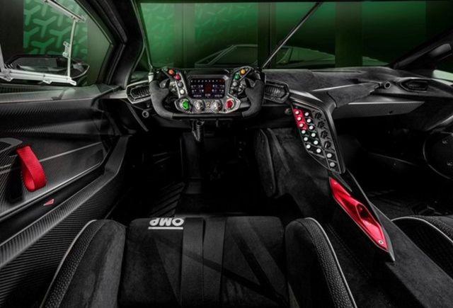 Lamborghini Essenza SCV12 track Hypercar (8)