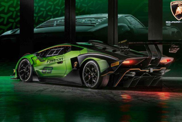 Lamborghini Essenza SCV12 track Hypercar (7)