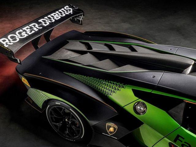 Lamborghini Essenza SCV12 track Hypercar (5)