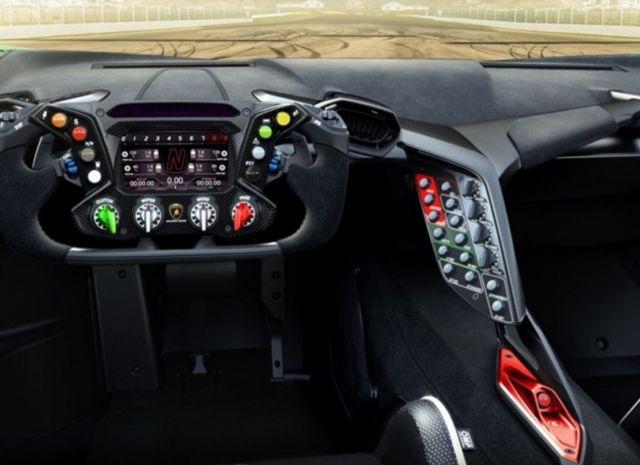 Lamborghini Essenza SCV12 track Hypercar (2)