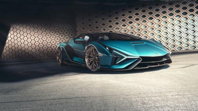 Lamborghini Sián Roadster (8)
