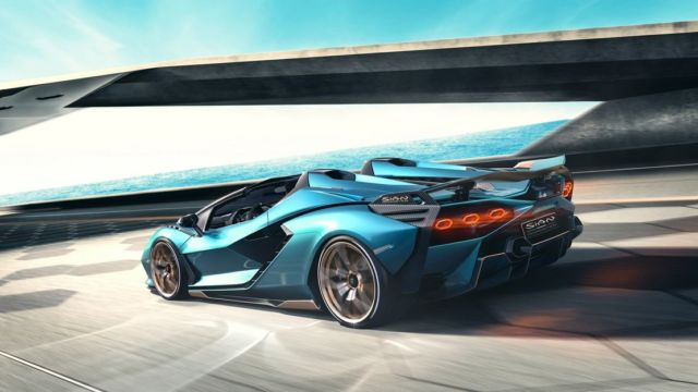 Lamborghini Sián Roadster (5)