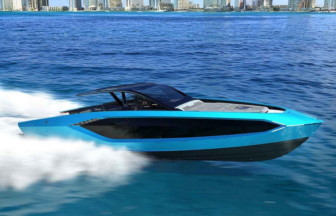 Lamborghini Tecnomar 63 Motor Yacht (5)