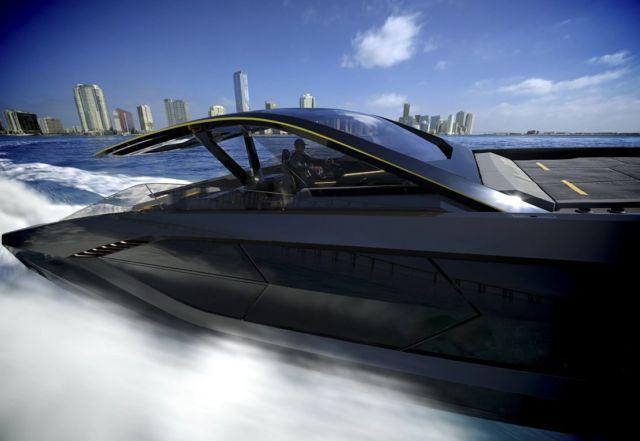 Lamborghini Tecnomar 63 Motor Yacht (4)