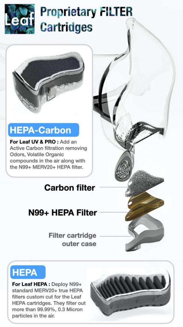 Leaf Clear Filter Mask (1)