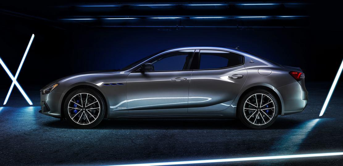 Maserati Ghibli Hybrid (2)