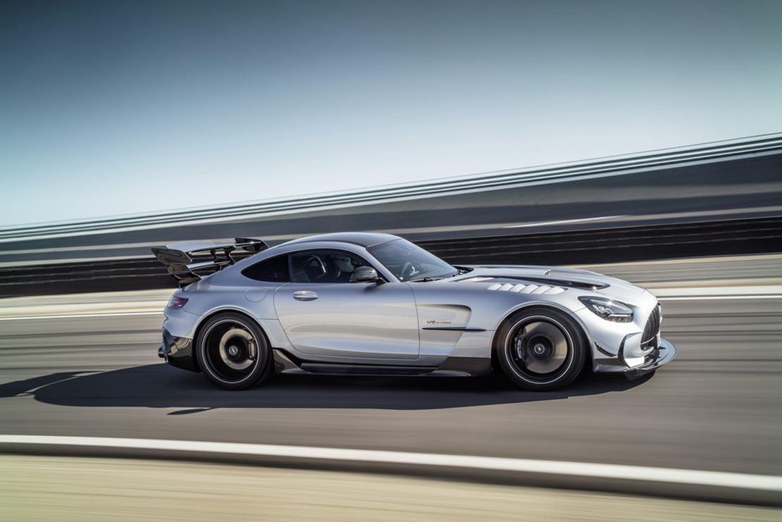 Mercedes AMG GT Black Series (1)