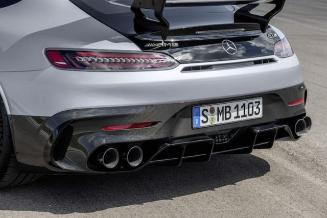 Mercedes AMG GT Black Series (9)