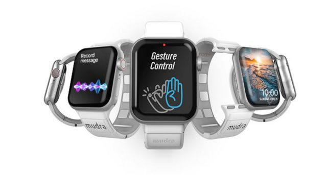Mudra Band add gesture control to Apple Watch (4)