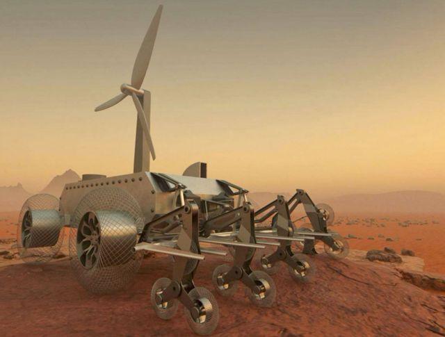 NASA's Venus Rover Challenge Winners