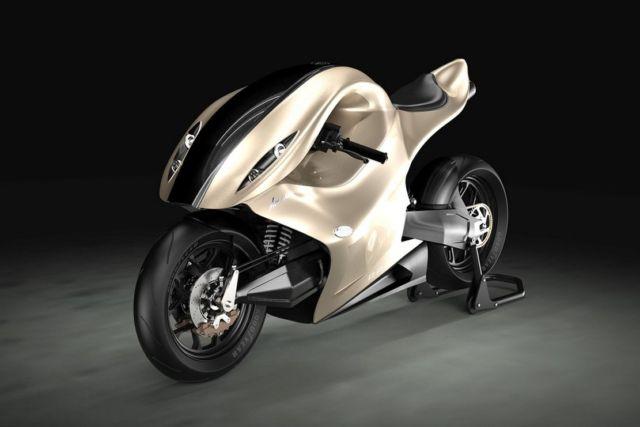Pagani Amaru Superbike concept