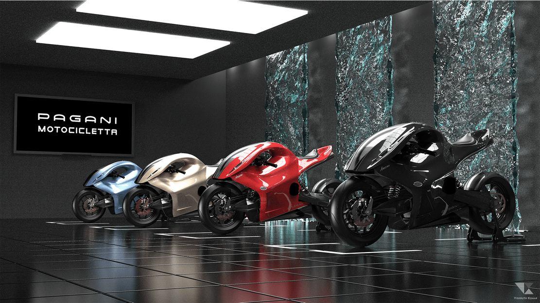 Pagani Amaru Superbike concept (1)