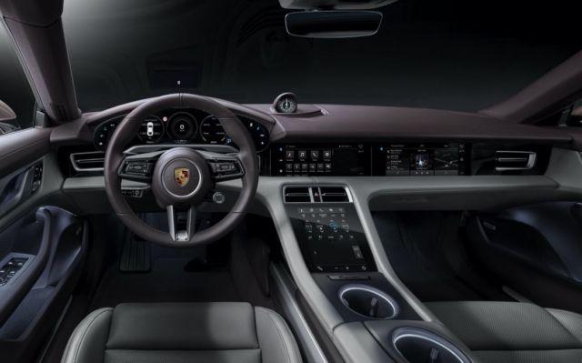 Porsche Taycan RWD Sedan (2)