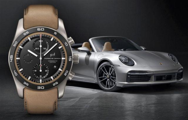 Porsche custom builds your Watch