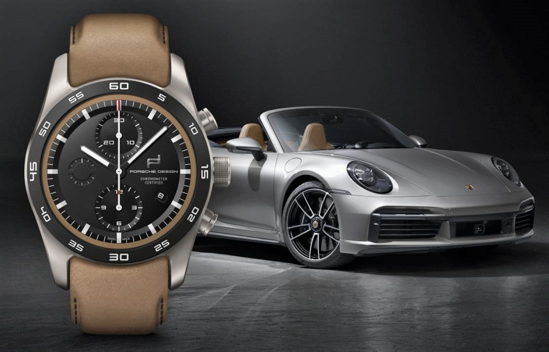 Porsche custom builds your Watch