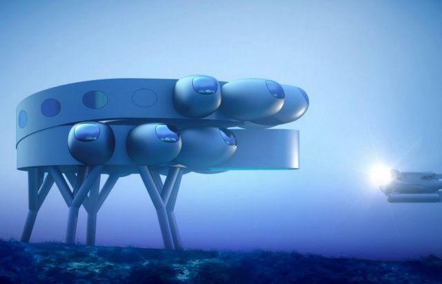 Proteus Underwater Habitat (2)