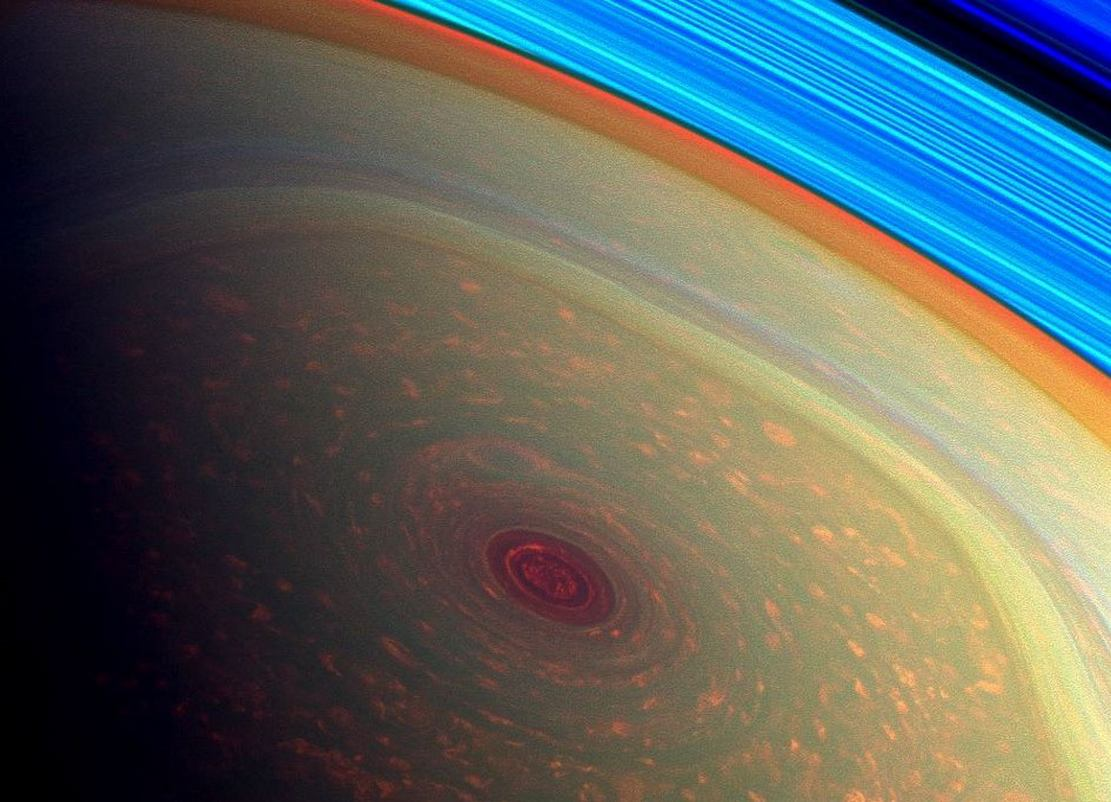 Saturn's Northern Hexagon
