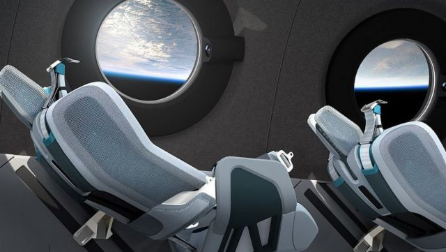 Virgin Galactic Spaceship Cabin design reveal (3)