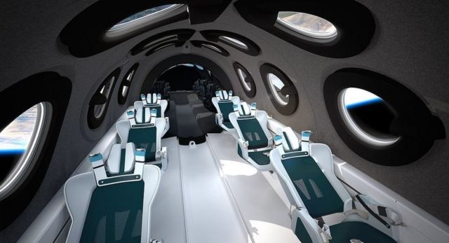Virgin Galactic Spaceship Cabin design reveal (2)