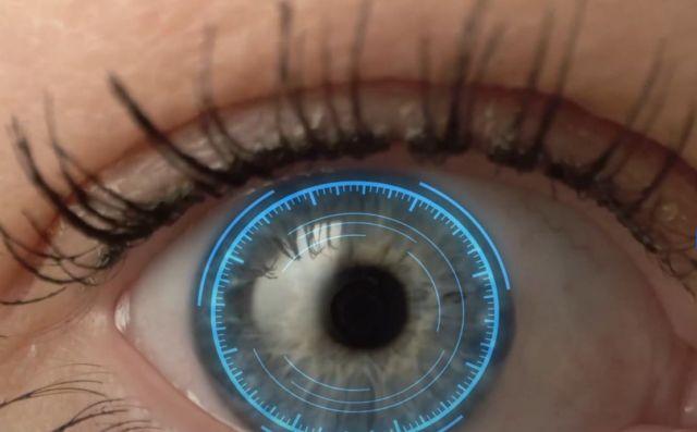 Artificial Eye that can mimic Human Eyes