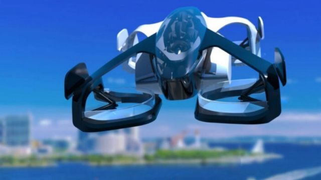Flying Cars are becoming a reality in Japan (5)