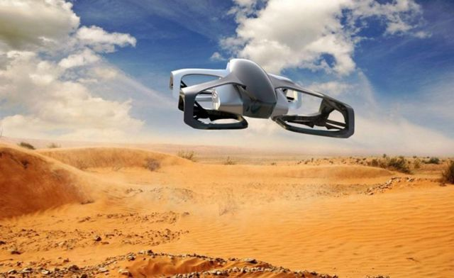 Flying Cars are becoming a reality in Japan (4)