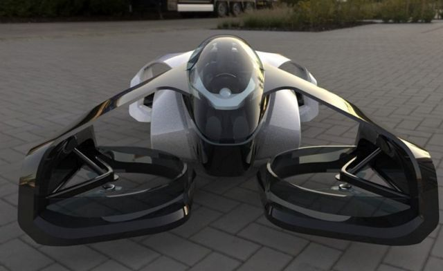 Flying Cars are becoming a reality in Japan (3)