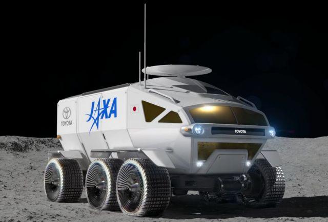 Lunar Cruiser