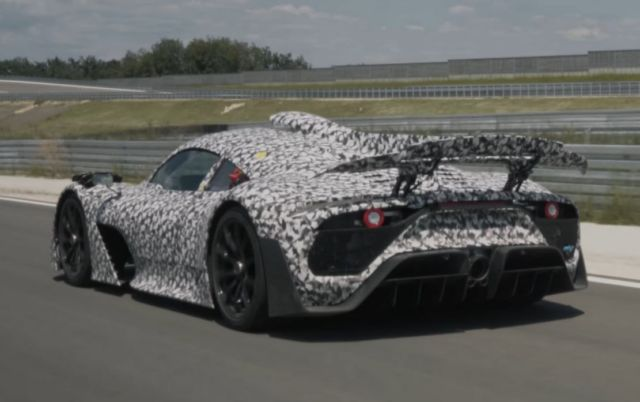 Mercedes-AMG Project ONE (1)