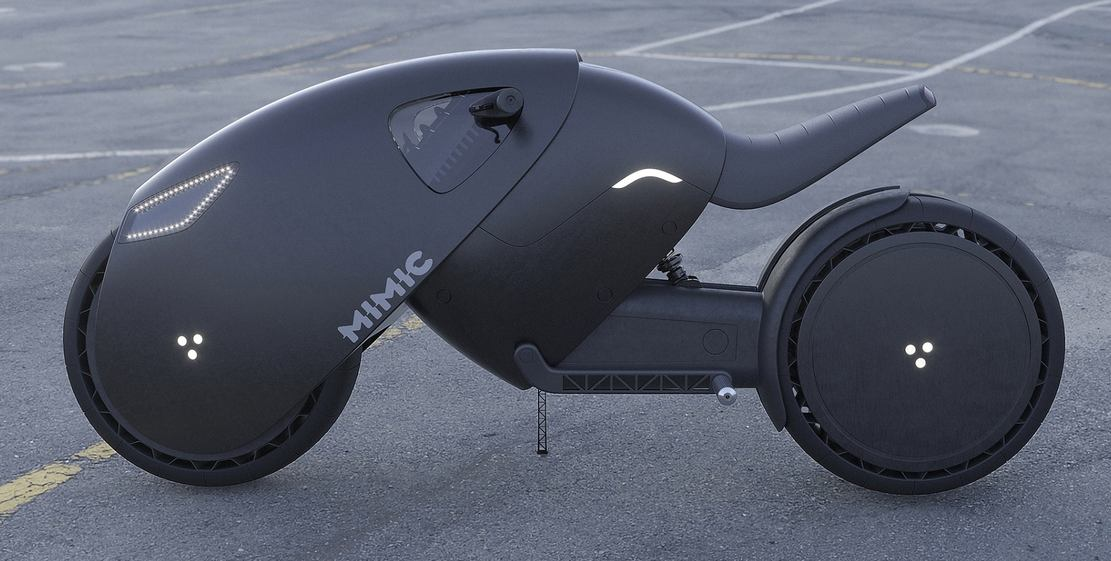 Mimic Electric Superbike
