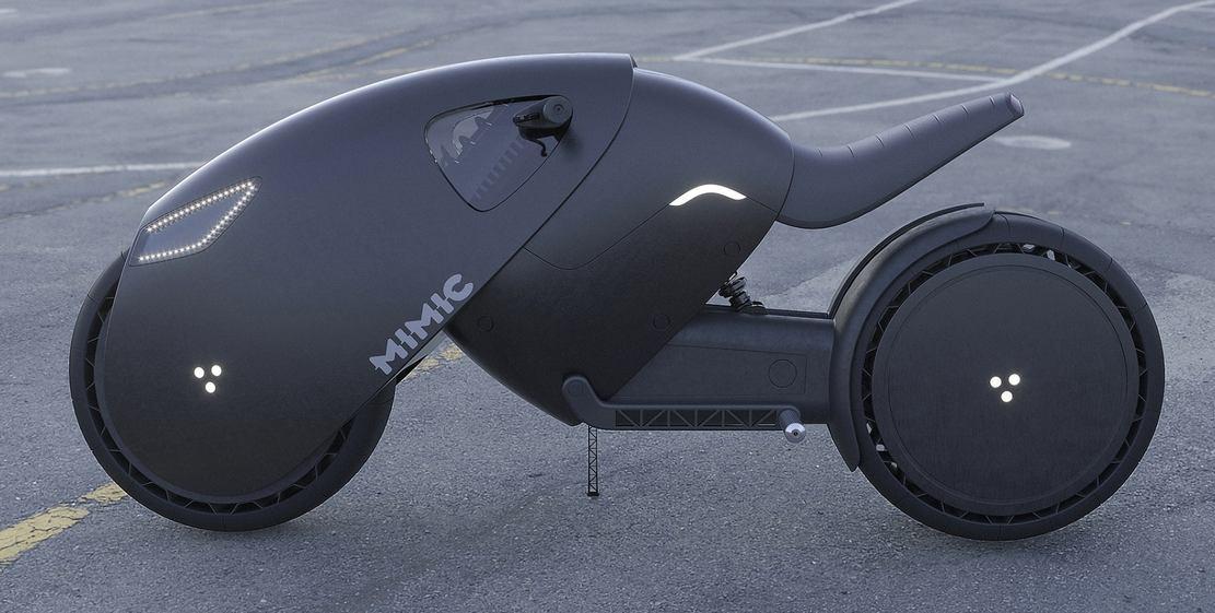 Mimic Electric Superbike