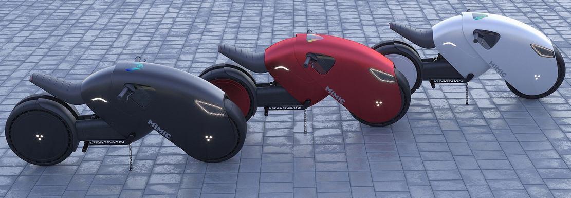 Mimic Electric Superbike (1)