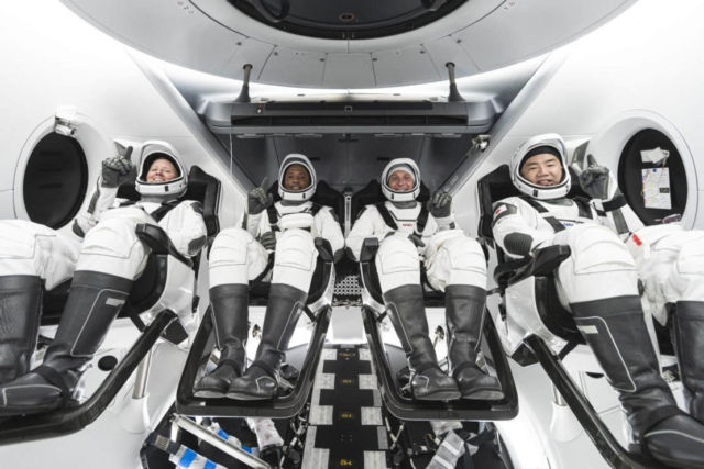 NASA - SpaceX set the Next Astronaut Launch