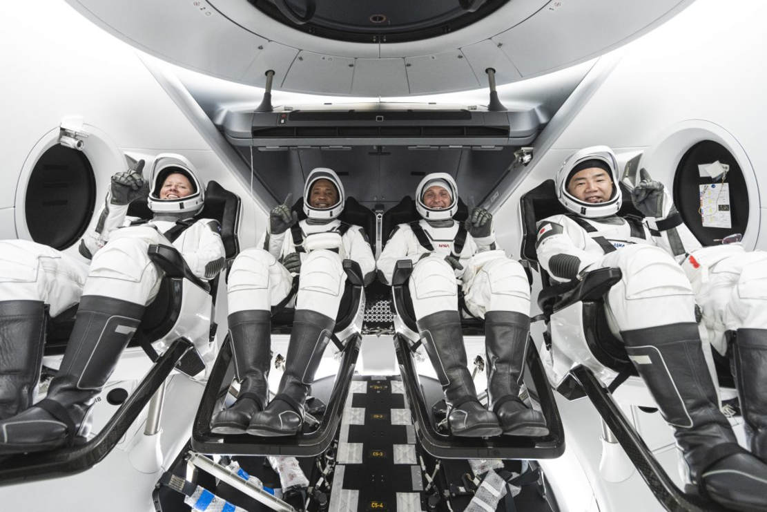 NASA – SpaceX set the Next Astronaut Launch