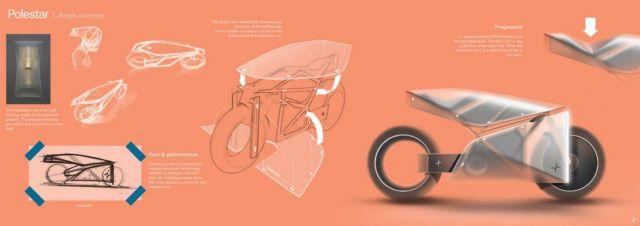 Polestar Aegis motorcycle concept (1)