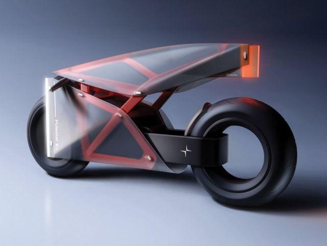 Polestar Aegis motorcycle concept