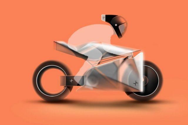Polestar Aegis motorcycle concept (2)