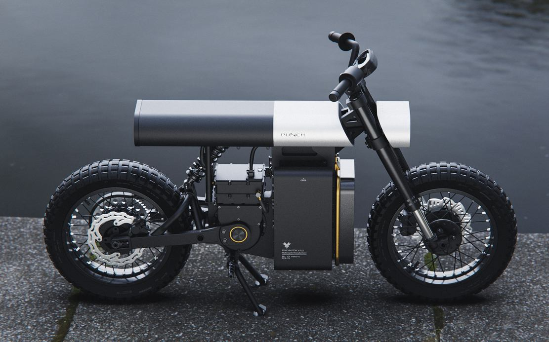 Punch E-Bike Concept