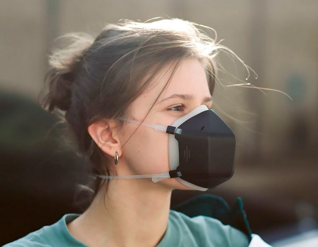 UVMask Air Purification Face Mask (4)