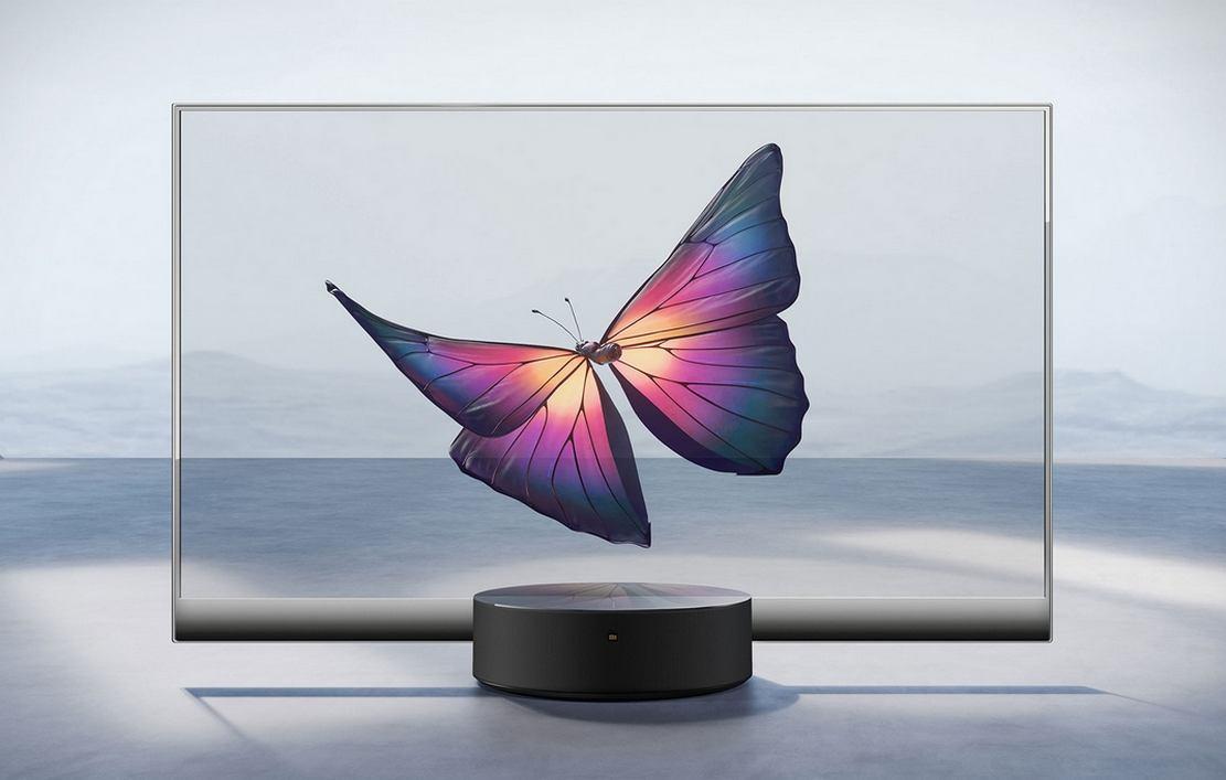 Xiaomi Mi TV LUX Transparent TV (8)